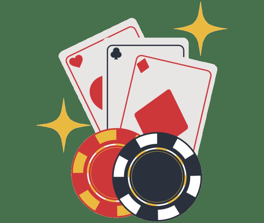 158 Melhores New Casinos de Blackjack em 2021