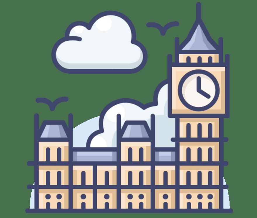 45 Melhor New Casinos - Reino Unido 2021