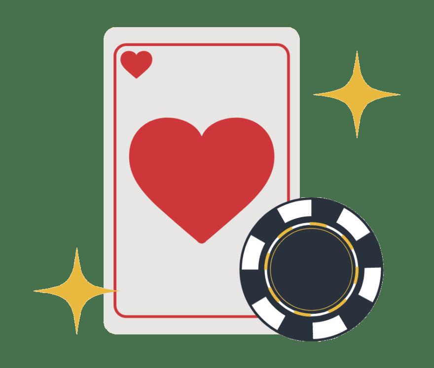 95 Melhores New Casinos de Pôquer em 2021